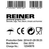 REINER JetStamp Graphic 970 手持式日期噴印機